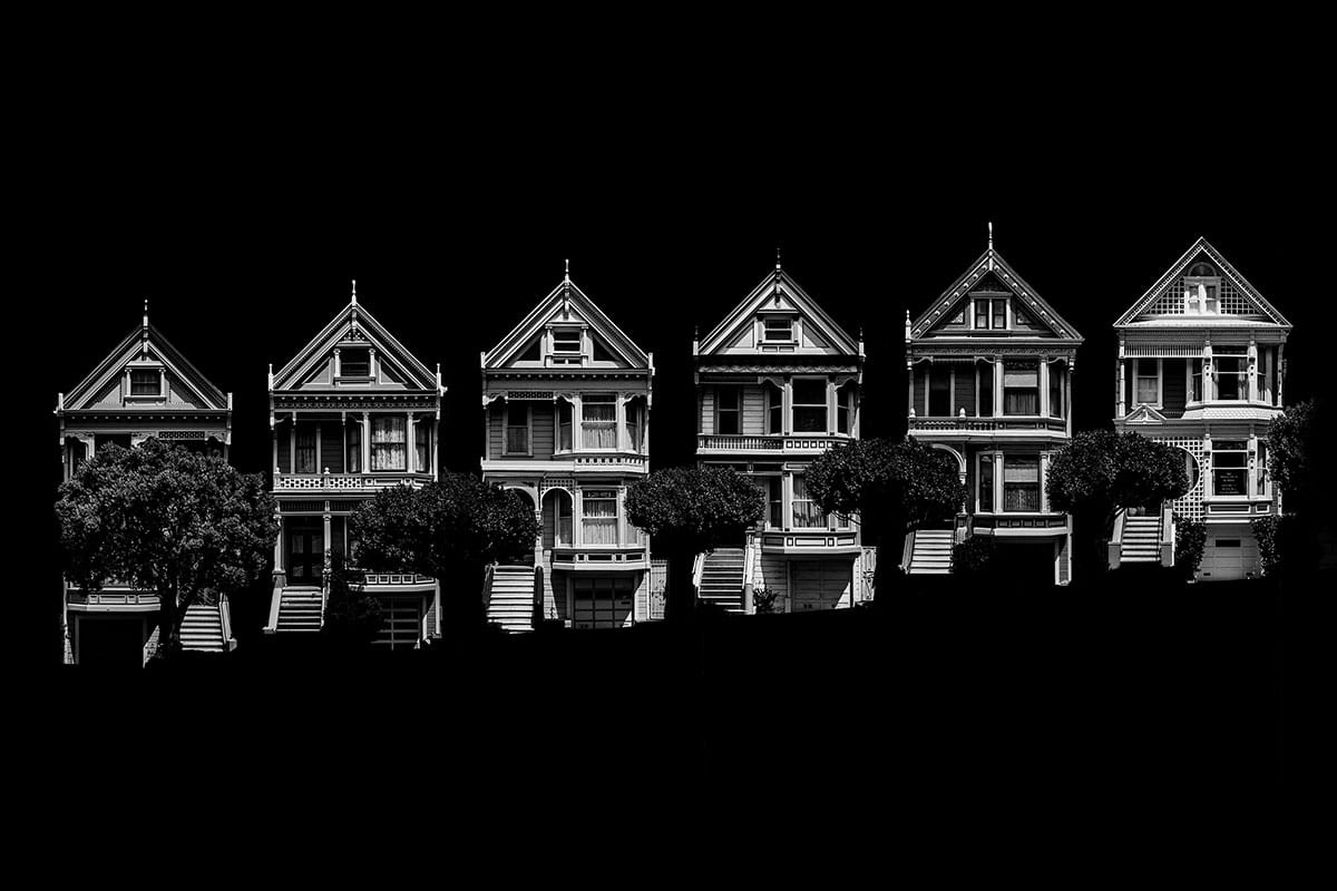 The Shapes of San Francisco